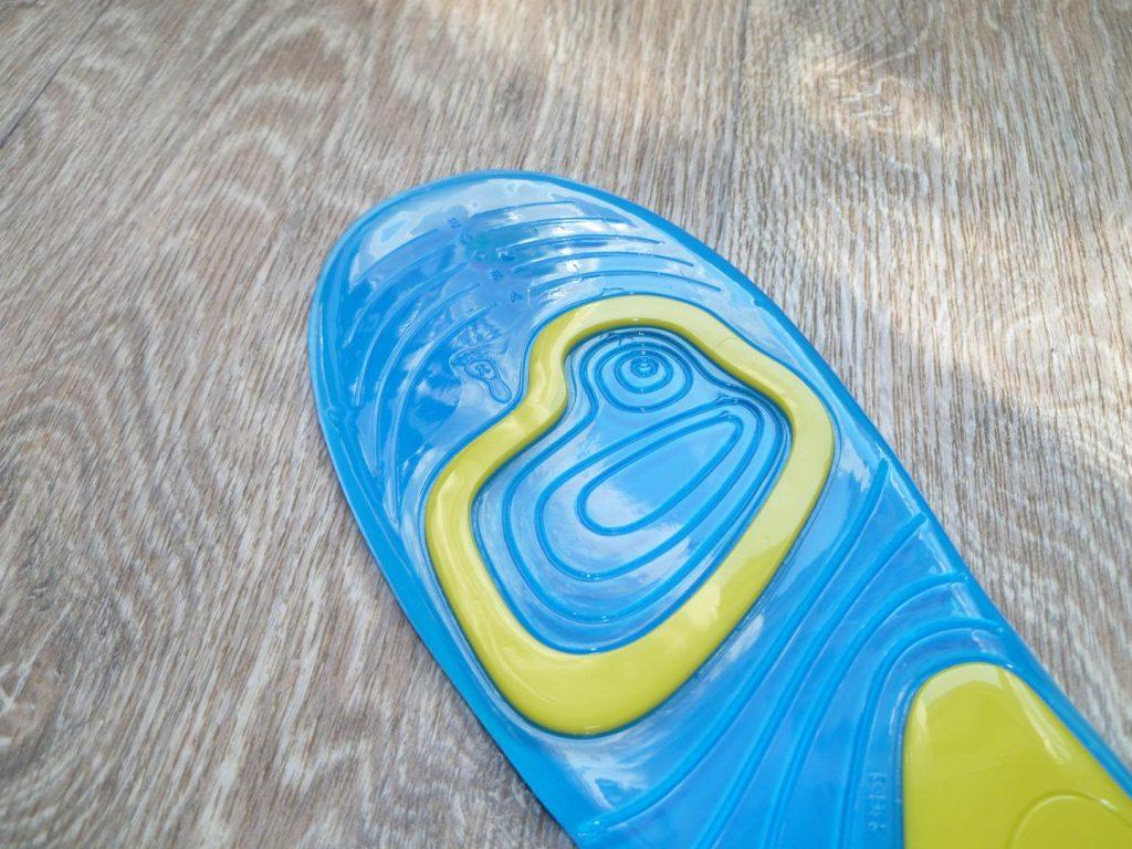Вид со стороны носка стельки ELEFT